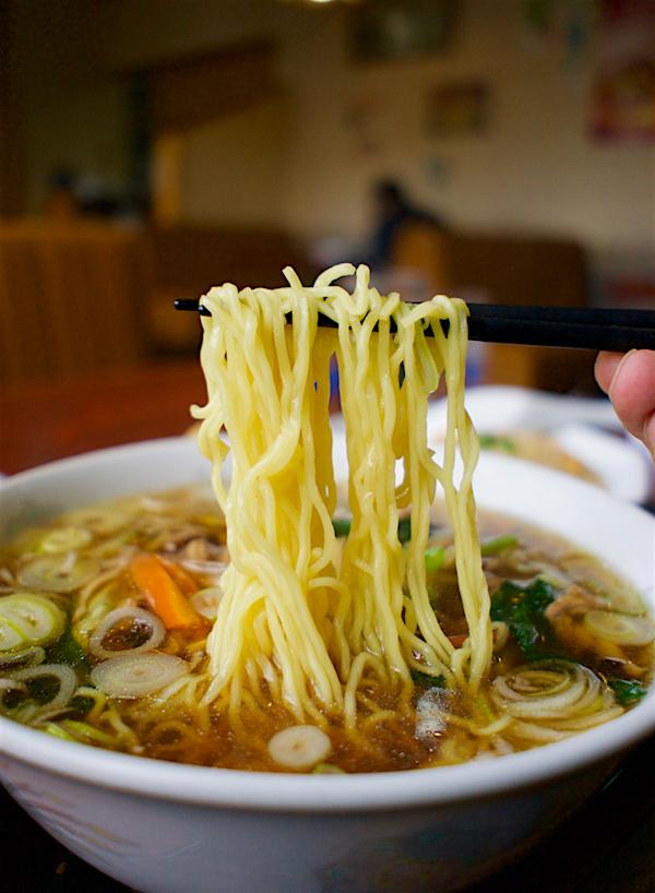 中国料理 天昇@高根沢町花岡 麺