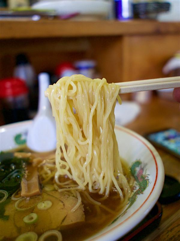 中華あづま@那須烏山市野上 麺
