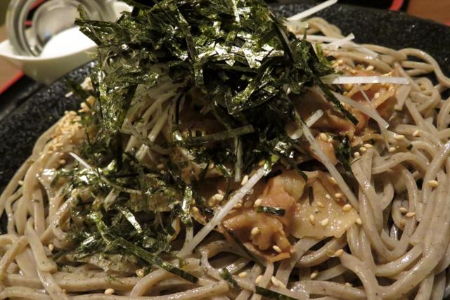 ぶた蕎麦(0)