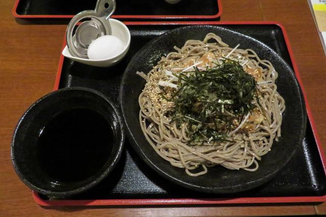 ぶた蕎麦(9)