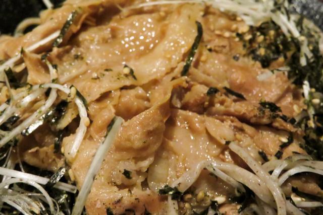 ぶた蕎麦(11)