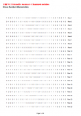Binary memo