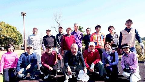36回オールスターゴルフコンペ