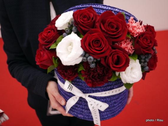 JANE PACKER アレンジメント「サンキュー(Thank you)」 2017 母の日 日比谷花壇