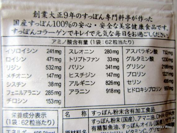 すっぽんの恵みプレミアム|コラーゲンサプリメント