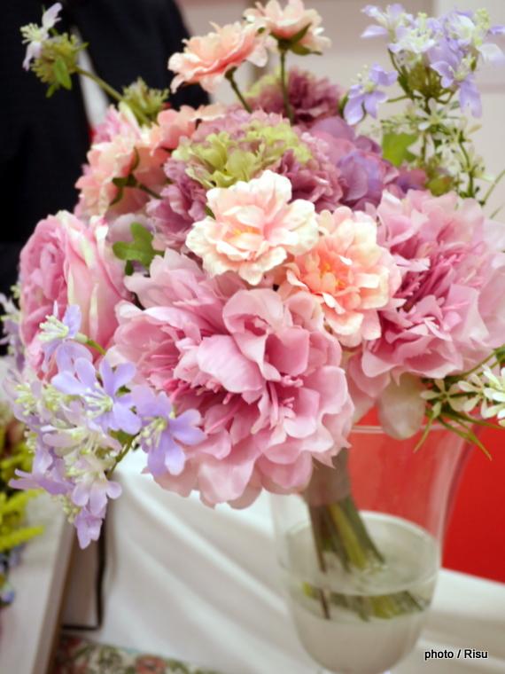 2017 母の日 アーティフィシャルフラワー 日比谷花壇