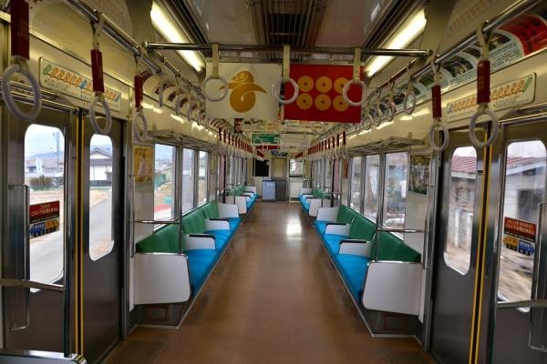 2017年2月17日 上田電鉄別所線 6000系6001編成
