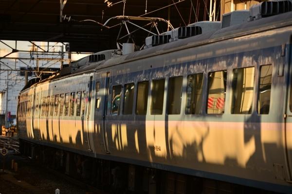 2017年2月25日 JR東日本中央本線 豊田 189系M50編成