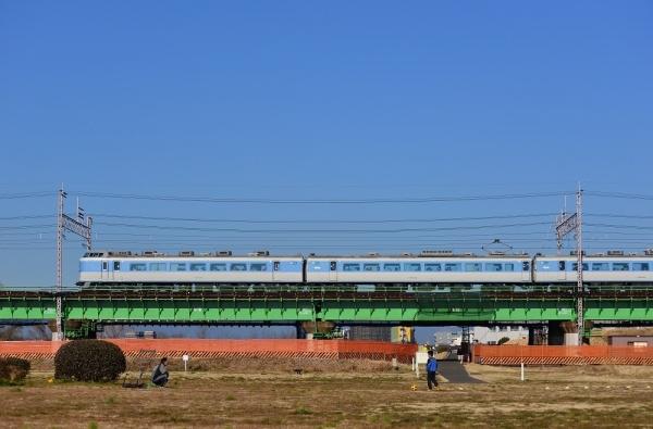 2017年2月25日 JR東日本中央本線 立川~日野 189系M50編成
