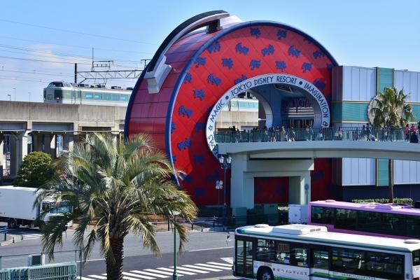 2017年2月25日 JR東日本京葉線 舞浜~葛西臨海公園 189系N102編成