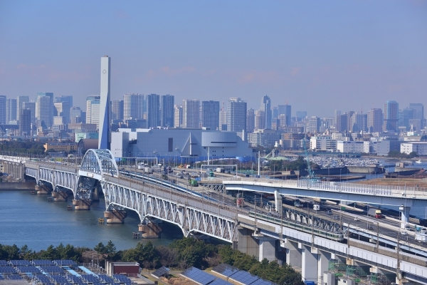 2017年2月25日 JR東日本京葉線 新木場~葛西臨海公園 189系N102編成