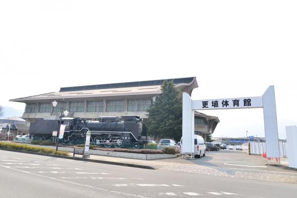 2017年3月19日 長野県千曲市 更埴体育館