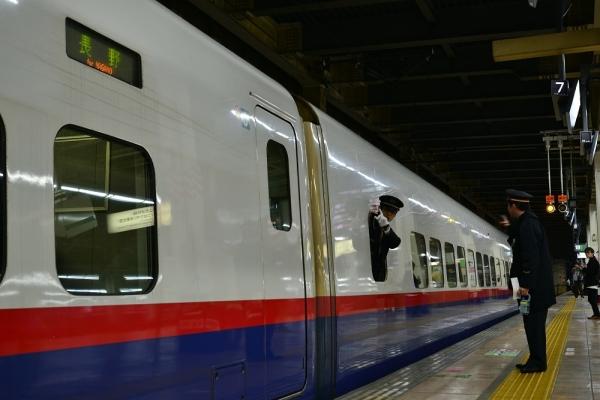 2017年3月31日 JR東日本北陸新幹線 大宮 E2系N5編成