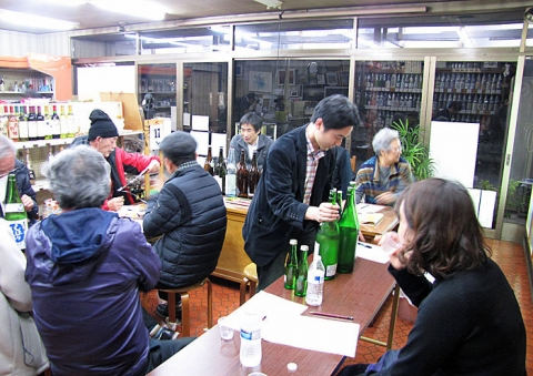 ちちぶお店塾「日本酒&本格焼酎の楽しみ方」