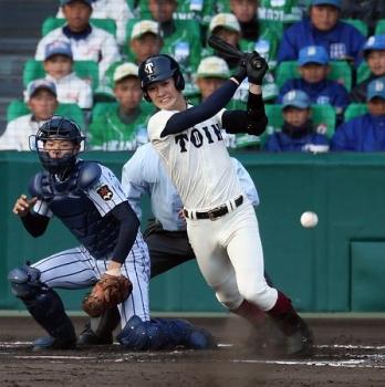 絵日記3・29大阪桐蔭