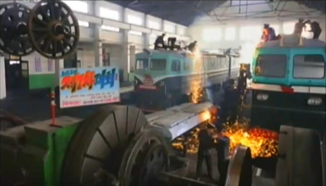 北鮮 車両工場