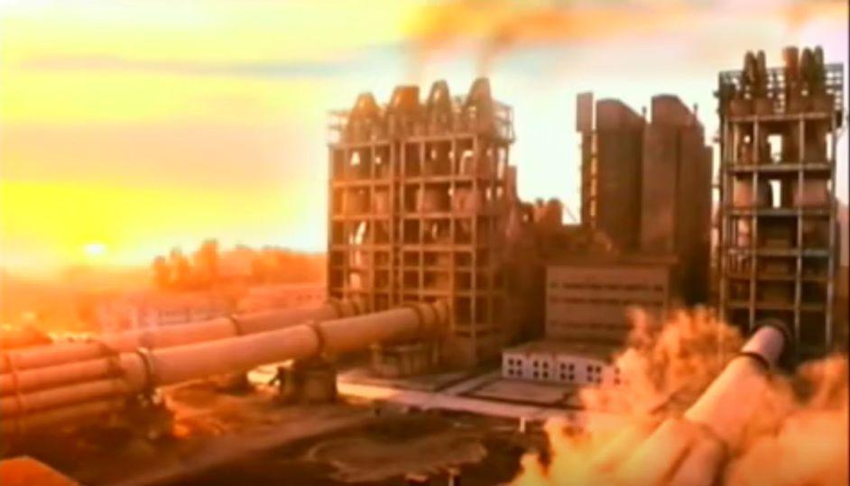 北鮮 化学工場