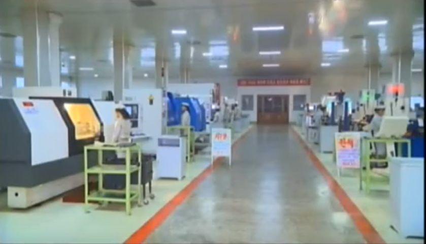 北鮮 機械工場