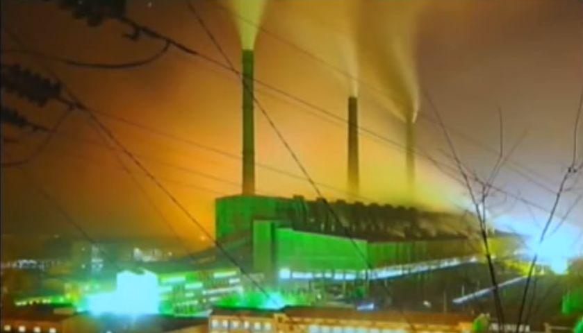 北鮮 発電所