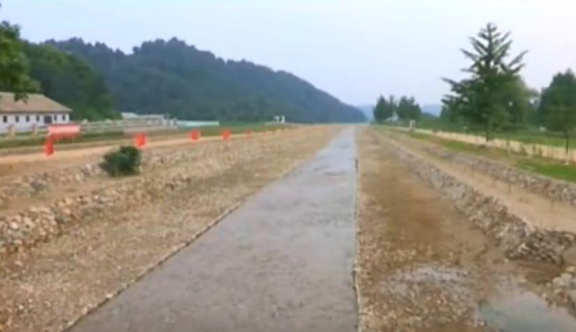 北鮮 河川