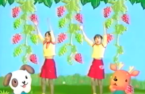 もぎもぎフルーツ