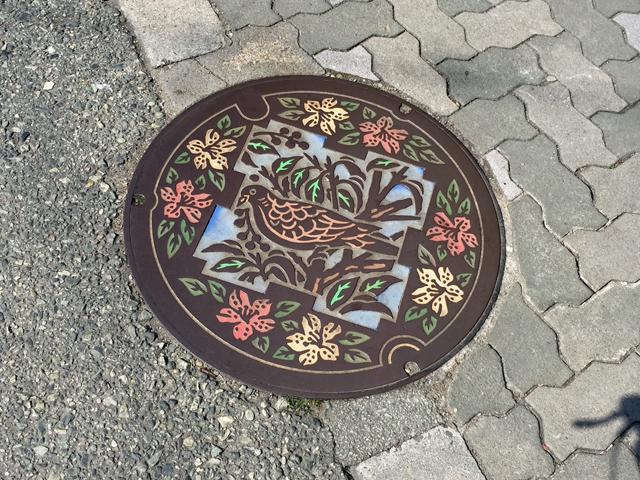 池田市のマンホール1702 (1)