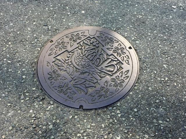 池田市のマンホール1702 (2)