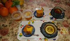 蜂蜜レモン紅茶