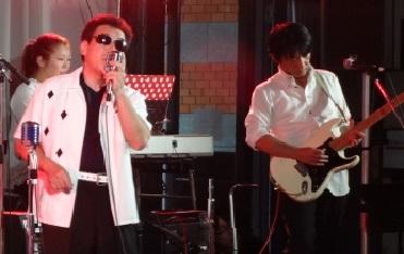 アッキー&タカヒロ(ライブ)