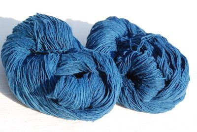 藍染め糸(つばめのうた)