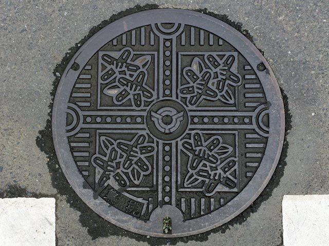 窪川マンホール