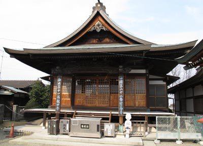 62番宝寿寺本堂