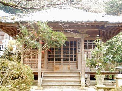 三角寺薬師堂