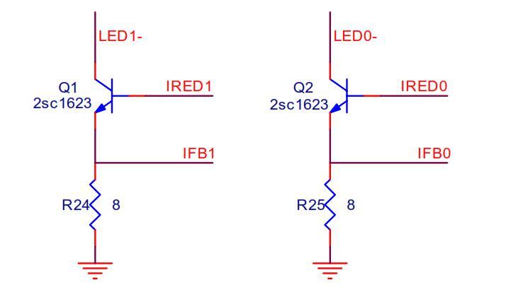 アンパンマンことばずかんDX(基板断線)LED回路