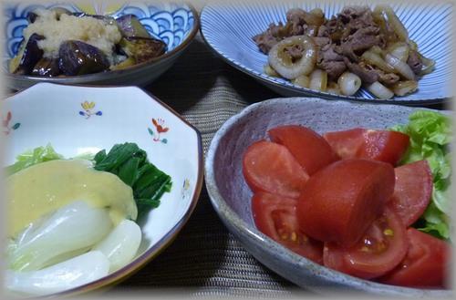 山田錦と肴②