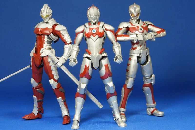 ACT×SHF ACE SUIT10