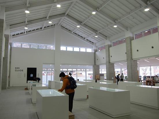 高尾ミュージアム内部
