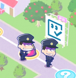 パチンコ警察w