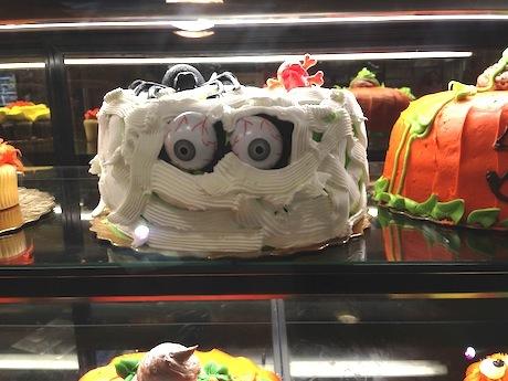 包帯ケーキ