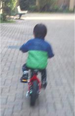 自転車のれた!