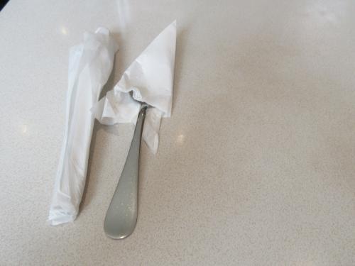ナイフとフォーク、スプーン