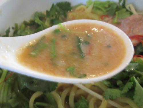 濃厚みそスープ