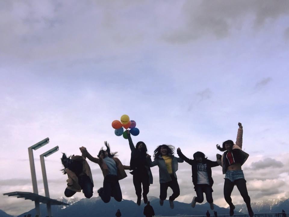 ガールズジャンプ