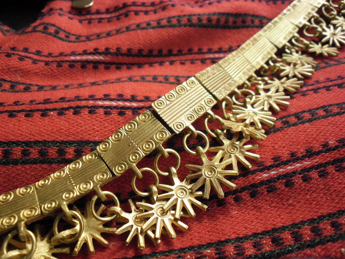 ポフヤンマー民族衣装