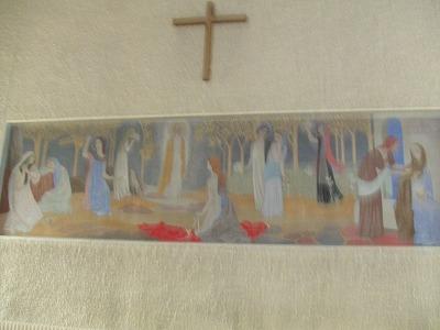 テウヴァ教会祭壇画