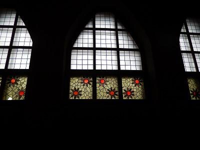 タンペレ大聖堂ステンドグラス