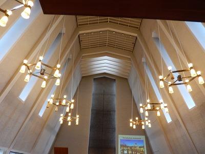 カウハヨキ教会中