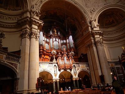 ベルリン大聖堂中