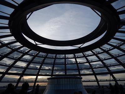 ドイツ連邦議会議事堂ドーム
