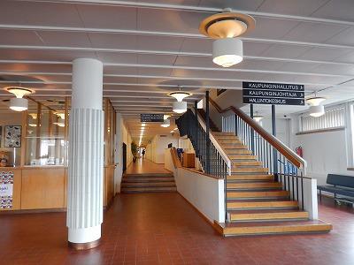 市庁舎1階